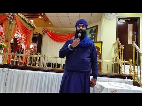 Sexual Grooming - Bhai Kuldeep Singh (Deepa) from Sikh Youth Birmingham