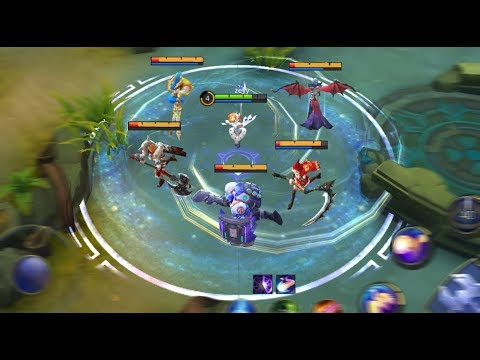 ODETTE IS THE BEST MAGE EVER! INSANE GAMEPLAY!