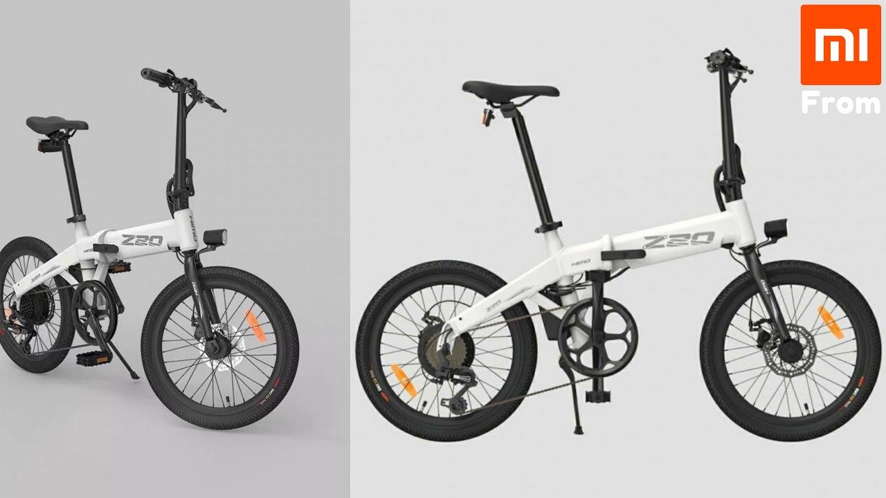 Xiaomi Himo Z20 Folding Electric Bike.Official Video