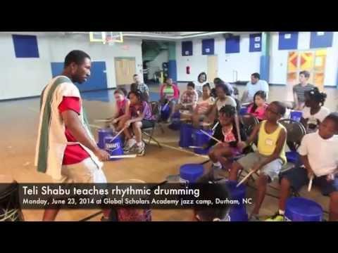 Jazz Camp at Global Scholars Academy