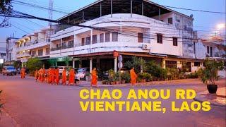 Chao Anou Road, Vientiane, Laos