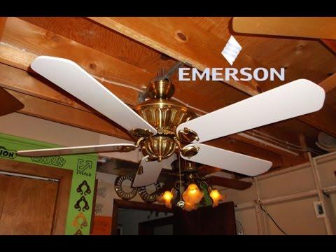 Emerson Amphora Ceiling Fan Doovi