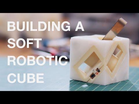 Building a soft robotic cube