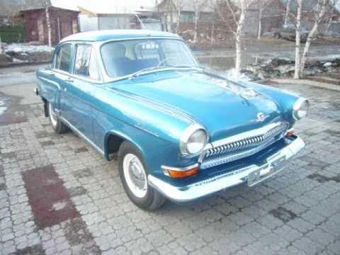1959 Classic Car VOLGA GAZ 21 for sale