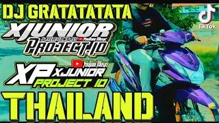 DJ GRATATATA VERSI THAILAND || DJ TERBARU VIRAL TIKTOK 2021 || DJ RATATATA