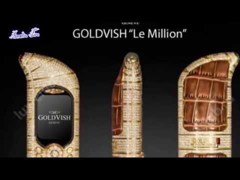 Harganya Mencapai Rp1,2 Triliun! Inilah 10 Handphone Termahal Di Dunia