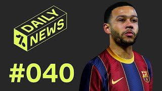 Ist Depay der richtige für den Umbruch beim FC Barcelona?