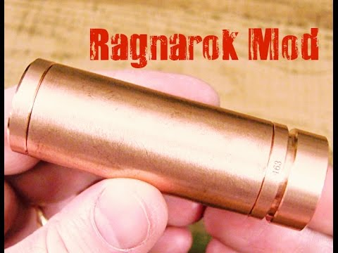 Ragnarok Mechanical Mod