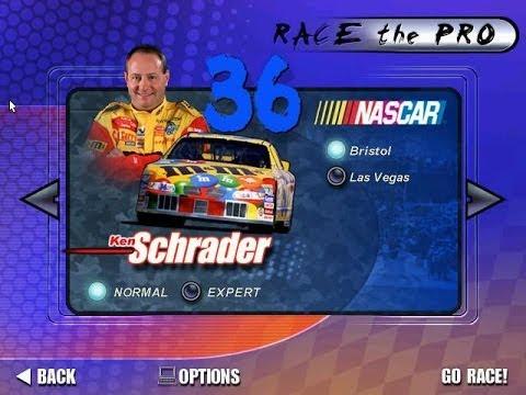 NASCAR Heat - Race the Pro with Ken Schrader