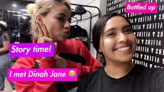 Bottled up(cover) + Storytime: I met Dinah Jane! by Rachel Arienne