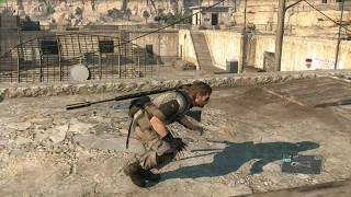 Metal Gear Solid V : The Phantom Pain Max Settings (Ultra) Gameplay GTX 1060