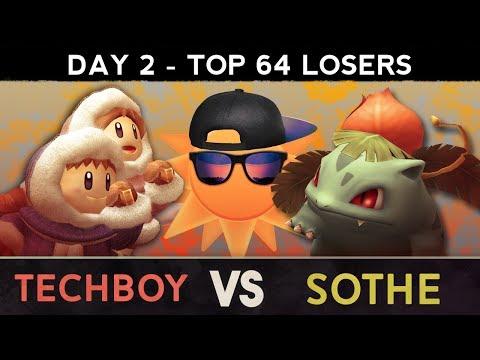 EBB PM Top 64 - Losers ft. Sothe (Ivysaur) VS Techboy (Icies)