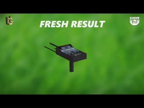 long range water locator - fresh result device