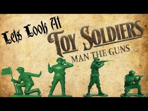 Lets Look At: Toy Soilders w/Skyrath