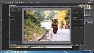 mage processing  معالجة صورة بفلتر نيك