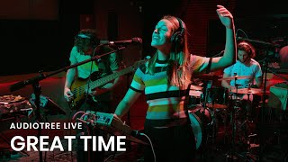 GREAT TIME on Audiotree Live (Full Session) thumbnail