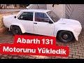 131 Mirafiori nin Motorunu Yükledik-En Detaylı Motor Yükleme Videosu-Part 10-Özden Soydaş