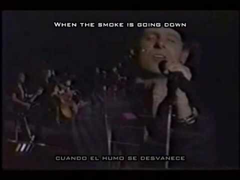 Scorpions When The Smoke Is Going Down (subtitulado en ingles y español)