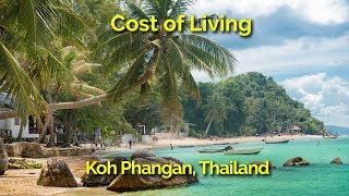 Cost of Living on Koh Phangan, Thailand