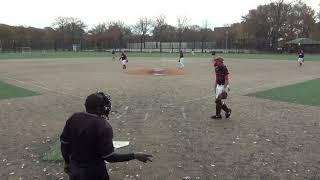 Queens Comets Vs Brooklyn Kings 2018 Fall Baseball 111818 00001