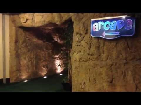 Video Game Arcade Tours - Harrah's Casino (Stateline, Lake Tahoe, NV)