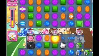 Candy Crush Saga Level 1434 No Booster
