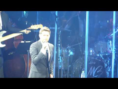 Michael Bublé - Always On My Mind (HD) - o2 Arena - 29.09.18