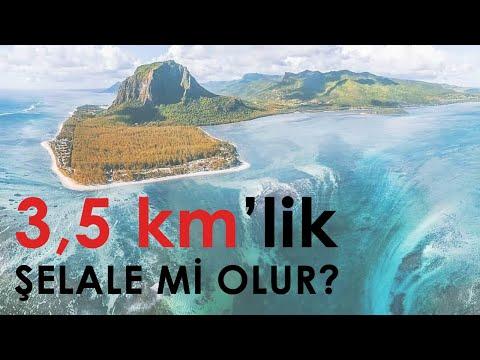 Bir Şelale Nasıl 3,5 km Yükseklikte Olabilir | Doğa | Dünyan'nın En Büyük Şelalesi