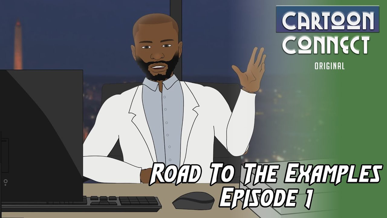 Road To The Examples (Episode 1) B-Roll & Flight Delays