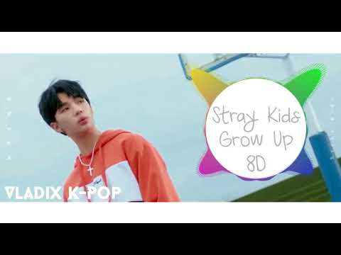 Stray Kids - Grow Up(잘 하고 있어) [8D USE HEADPHONE]