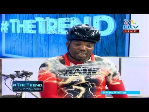 MC Jessy on making Meru county great #theTrend