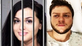 SSSniperWolf ARRESTED! SkyDoesMinecraft In HOSPITAL, Leafy Messages LEAKED, Shooter Near YouTuber thumbnail
