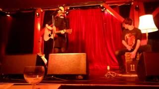 """Maike Rosa Vogel 21.02.2013 LIVE im Waschhaus Potsdam """"Die Mauern kamen langsam"""""""