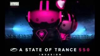 W&W - Invasion (ASOT 550 Anthem) (Club Mix) Audio