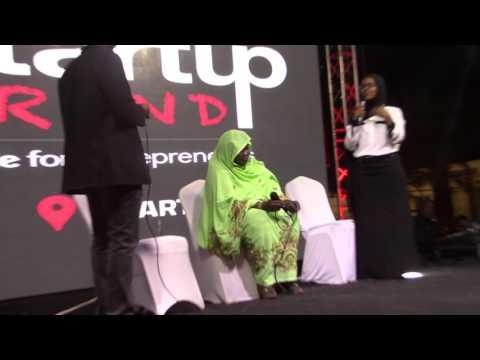 Startup Grind Khartoum Hosted Fatima Ingaz - Resturants - GEWsudan