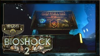 Das Rechenzentrum Raptures #2 💉 BioShock 2: Minerva's Den DLC | Let's Play The Collection | PS4 Pro