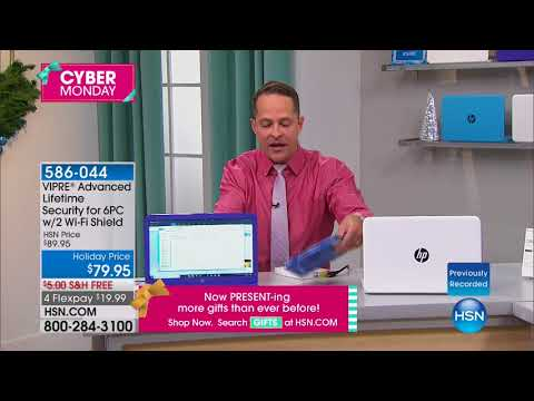 HSN | Cyber Monday Gift Event 11.27.2017 - 04 AM