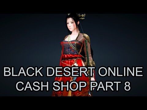 black desert online cash shop update preview part 7. Black Bedroom Furniture Sets. Home Design Ideas
