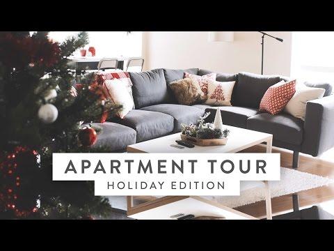 Christmas Apartment Tour! | JASMAS ❄