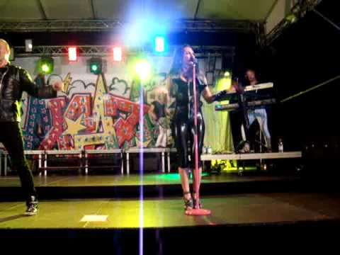 Alcazar - Crying at the Discoteque (Marinfestivalen)