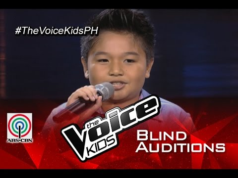 "The Voice Kids Philippines 2015 Blind Audition: ""Ang Buhay Ko"" by Basty"