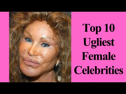 Top 10 Ugliest Celebrity Men - UGLY MEN - video dailymotion