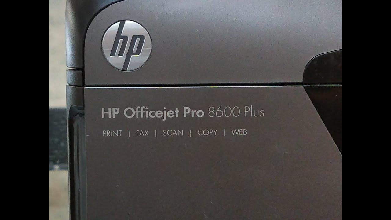 HP Officejet Pro 8600 Plus repair