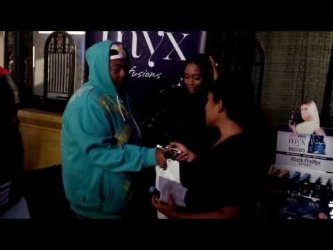 Yandy Smith From Love And Hip Hop at Sky One Hanson Place In Brooklyn