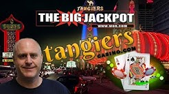 TANGIERS CASINO REVIEW PLAY with the RAJA 🎰 MEGA FUN 💣   The Big Jackpot