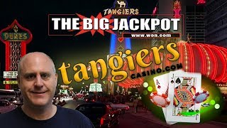TANGIERS ONLINE CASINO REVIEW PLAY with the RAJA 🎰 MEGA FUN 💣
