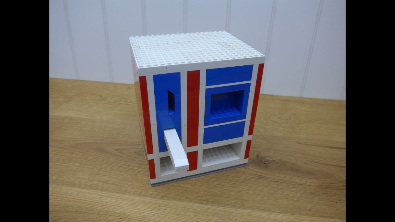 LEGO doubleBubble Gum machine