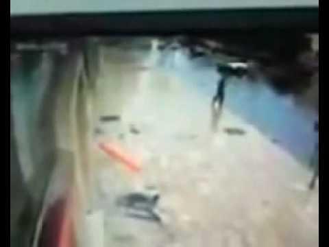 Meknes  Un homme échappe à un accident
