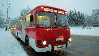 ЛиАЗ-677М ЛЕГЕНДАРНЫЙ АВТОБУС / THE MOST POPULAR RUSSIAN BUS