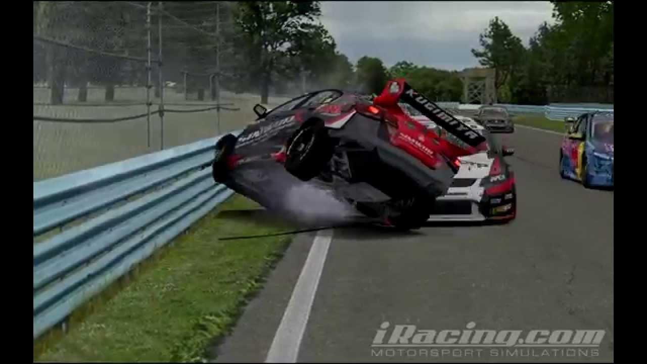 Image result for iracing v8 crash